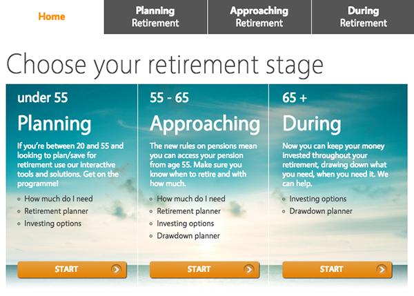 retirement programme